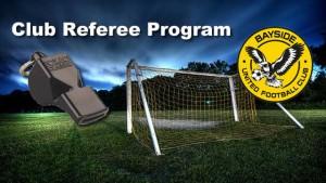 Club Referee Course @ Bayside United FC   Lota   Queensland   Australia