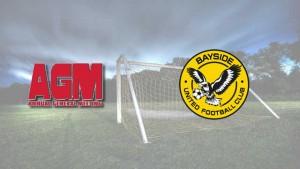 Annual General Meeting (AGM) @ Bayside United FC | Lota | Queensland | Australia