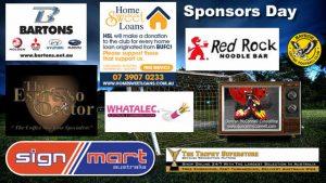 Sponsors Day @ Bayside United FC | Lota | Queensland | Australia